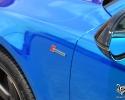 Designer Wraps Blue Chrome Audi A7