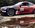 Designer Wraps Printed Chrome BMW 5 Series