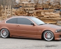 Designer Wraps Aztec Bronze BMW M3