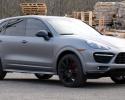 Designer Wraps KPMF Matte Antracite Grey Porsche Cayenne Turbo
