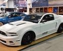 Designer Wraps American Muscle MMD Orafol Satin White Mustang