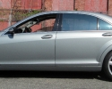 Designer Wraps Hexis Frozen Grey Mercedes Benz S550