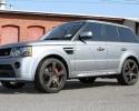 Designer Wraps 3M Matte Dark Grey Range Rover Autobiography